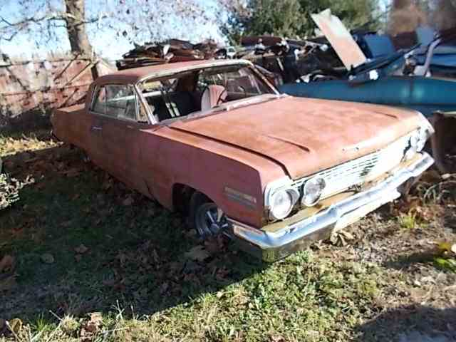 Picture of Classic '63 Impala - $1,700.00 Offered by ChevyImpalas.Com - MGUG