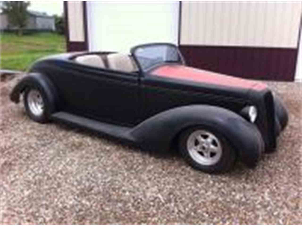 Large Picture of Classic 1936 Plymouth Roadster located in Sioux Falls South Dakota - $32,500.00 - MGUK