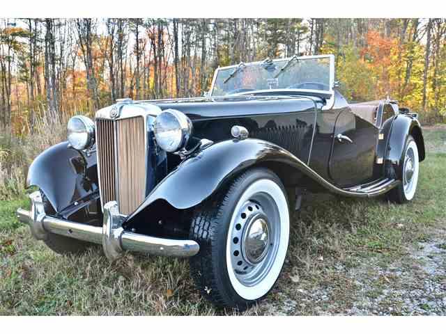 1953 MG TD | 1040827