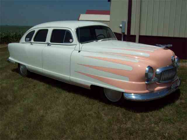 Picture of '51 Ambassador - MGUO
