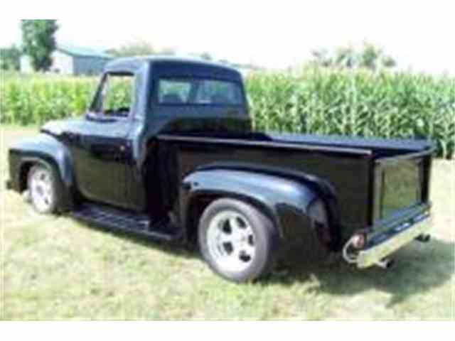 Picture of '54 F100 - MGUT
