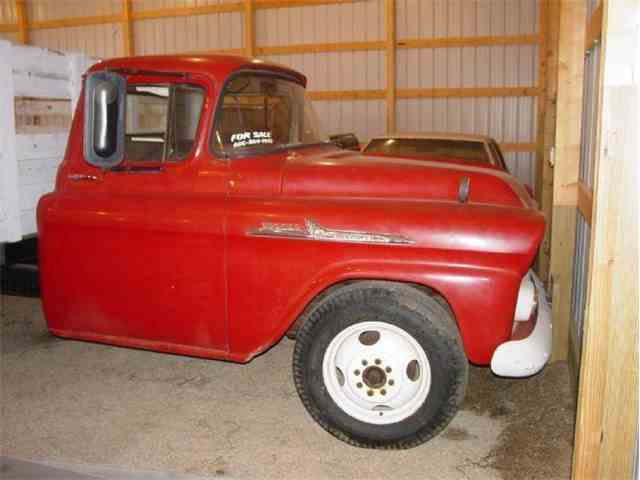 Picture of '58 Pickup - MGUV