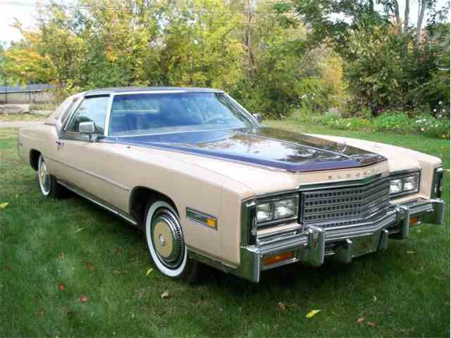 Picture of '78 Eldorado - MGUX