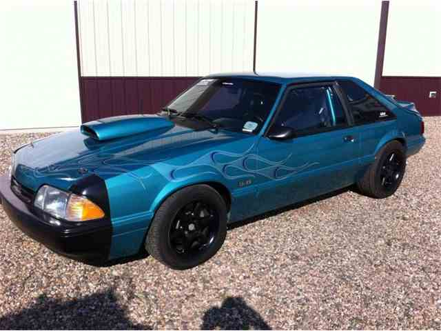 Picture of '91 Mustang - MGV8