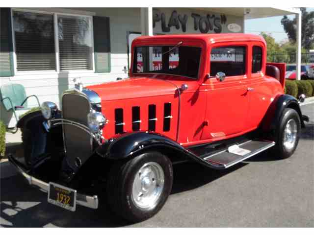 1932 Chevrolet 5-Window Coupe | 1040830