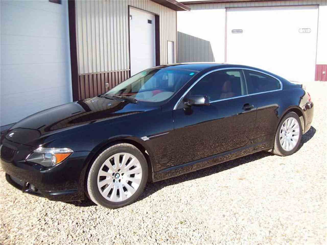 Large Picture of 2004 645ci located in Sioux Falls South Dakota - $24,500.00 Offered by TJ's Motorcars & Classics - MGVH