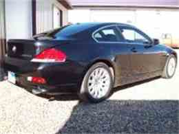 Picture of '04 BMW 645ci located in South Dakota Offered by TJ's Motorcars & Classics - MGVH