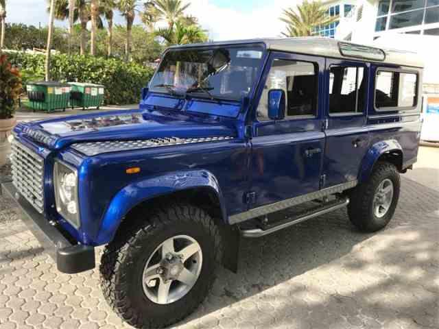 1988 Land Rover Defender | 1048308