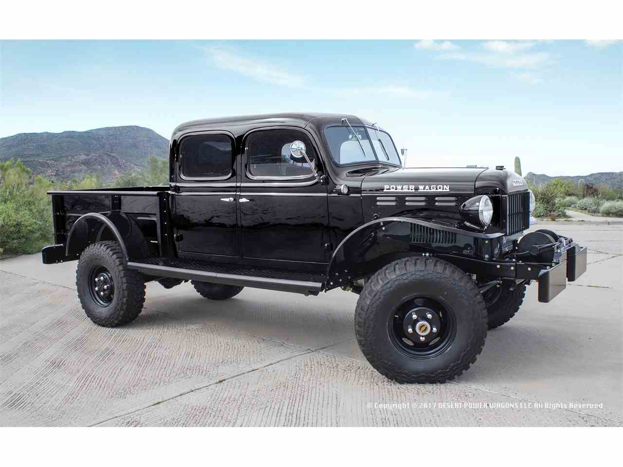 1947 dodge power wagon for sale cc 1040831 for Nearest motor vehicle inspection station