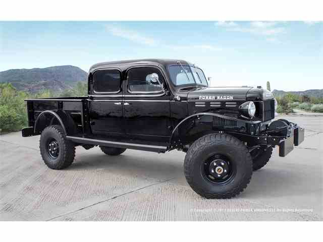 Classic Dodge Power Wagon For Sale On Classiccars Com
