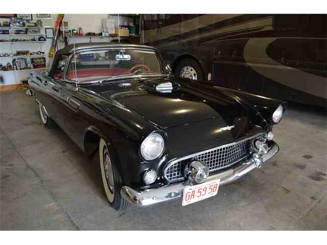 1956 Ford Thunderbird | 1048319