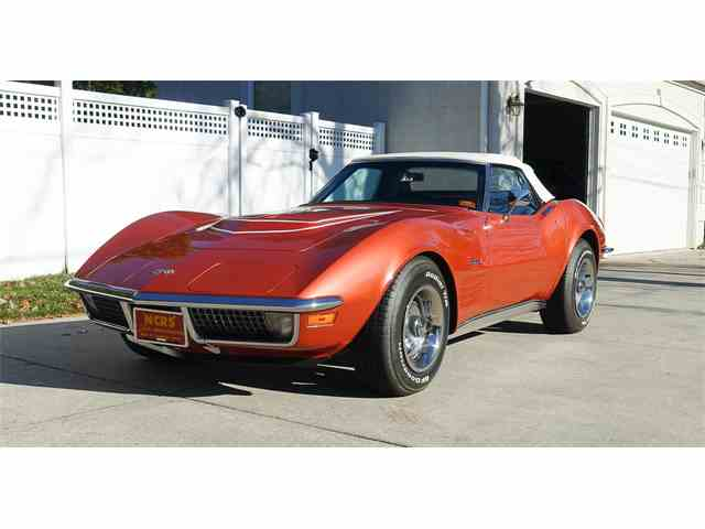Picture of 1970 Chevrolet Corvette located in NEW JERSEY - $69,000.00 - MGW9
