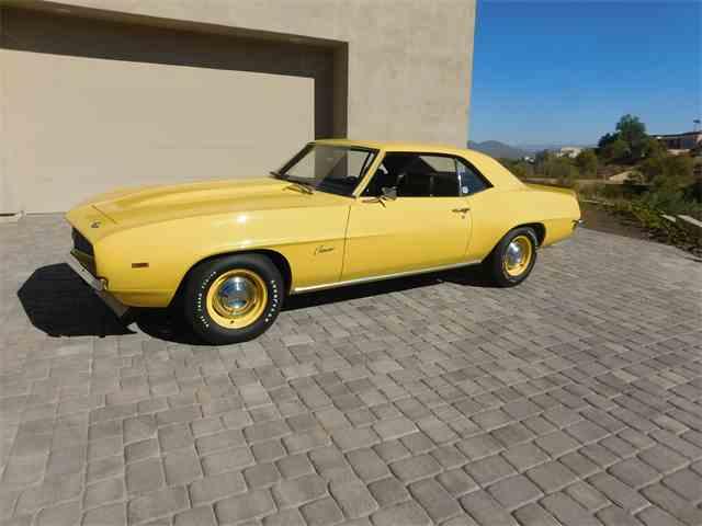 1969 Chevrolet Camaro | 1040833