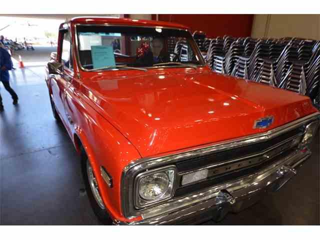 1970 Chevrolet C10 | 1048344