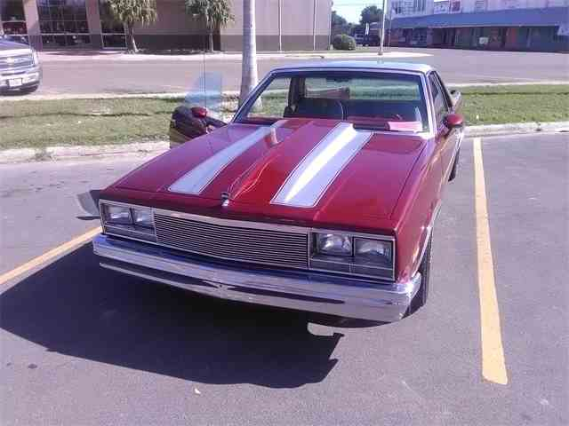 Picture of 1984 El Camino located in Texas - $14,000.00 - MGWP