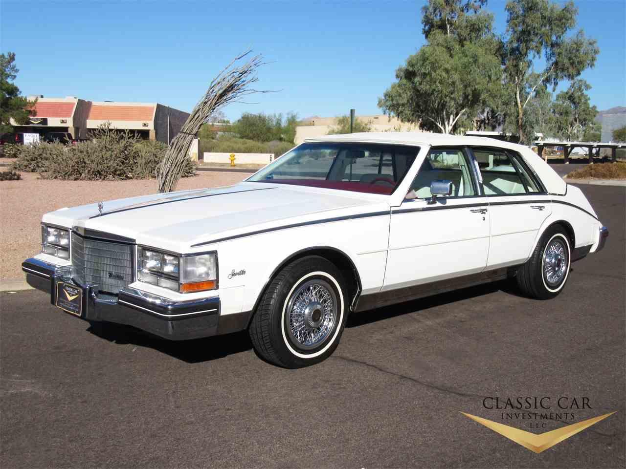 1985 Cadillac Seville for Sale | ClassicCars.com | CC-1048350 | 1280 x 960 jpeg 89kB