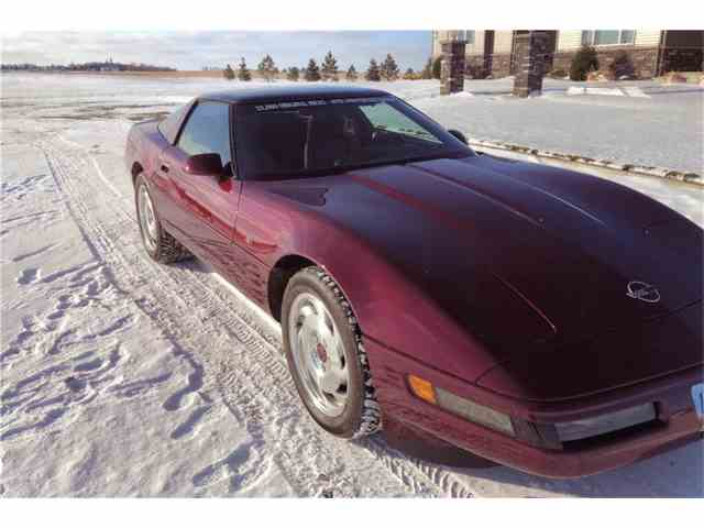 Picture of '93 Corvette - MGX9