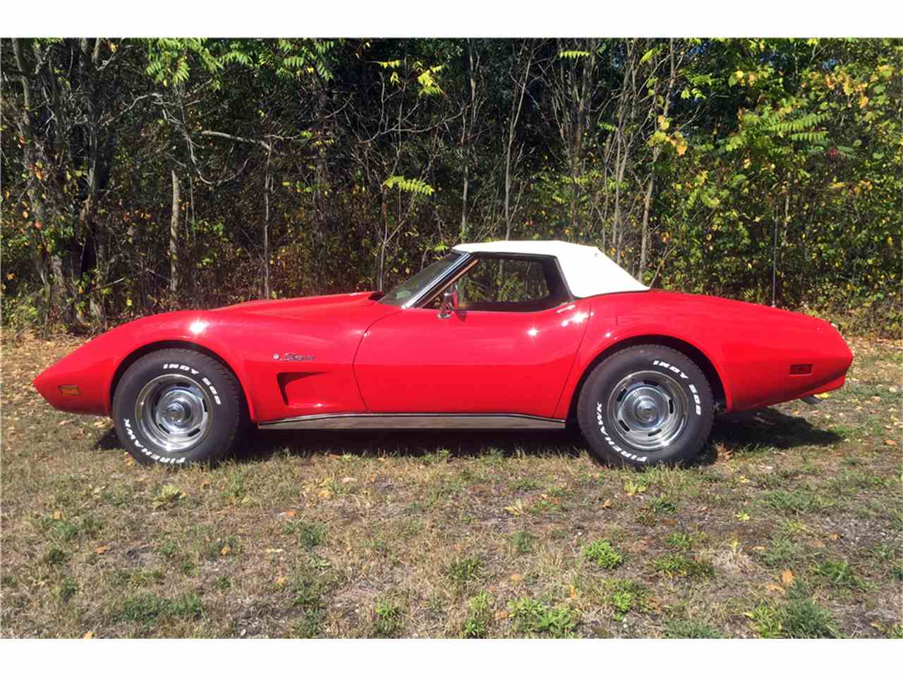 Large Picture of '74 Corvette - MGXC