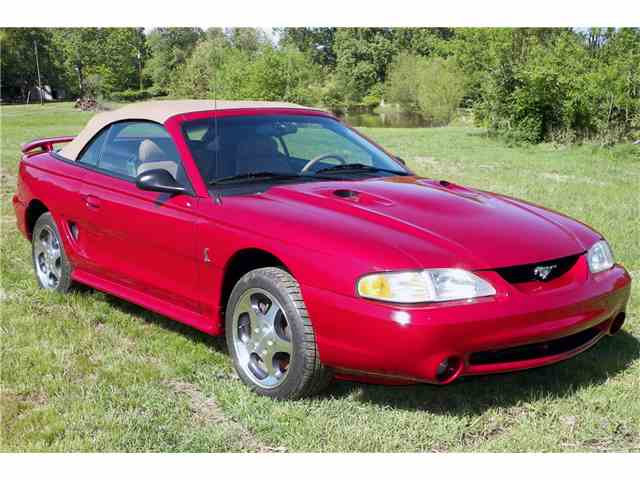 Picture of '96 Mustang Cobra - MGXD