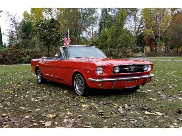 1966 Ford Mustang | 1048371
