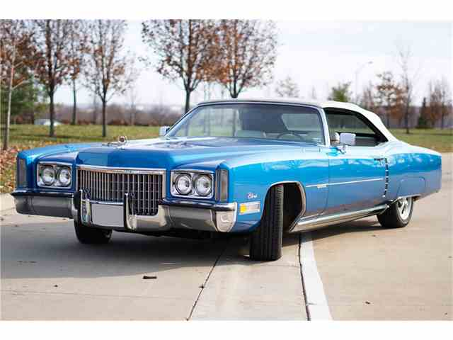 Picture of '72 Eldorado - MGXJ
