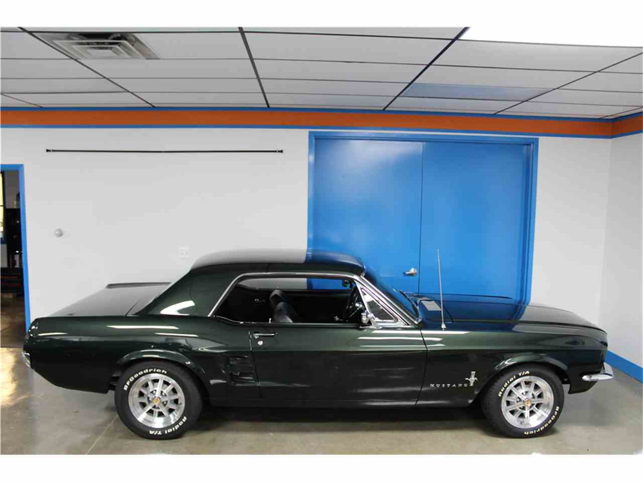 Large Picture of '67 Mustang - MGXK