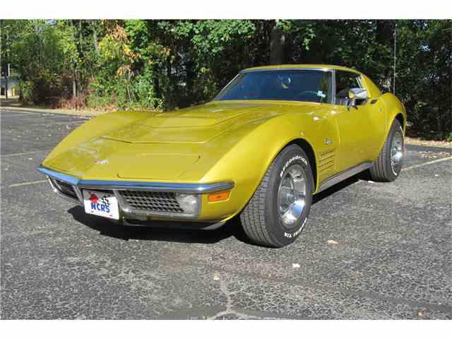 1971 Chevrolet Corvette | 1048377