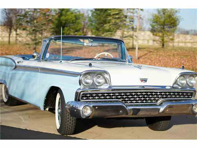 Picture of '59 Fairlane 500 - MGXO