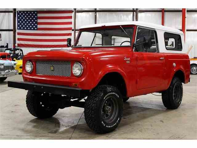 Picture of '62 Scout - MGXQ