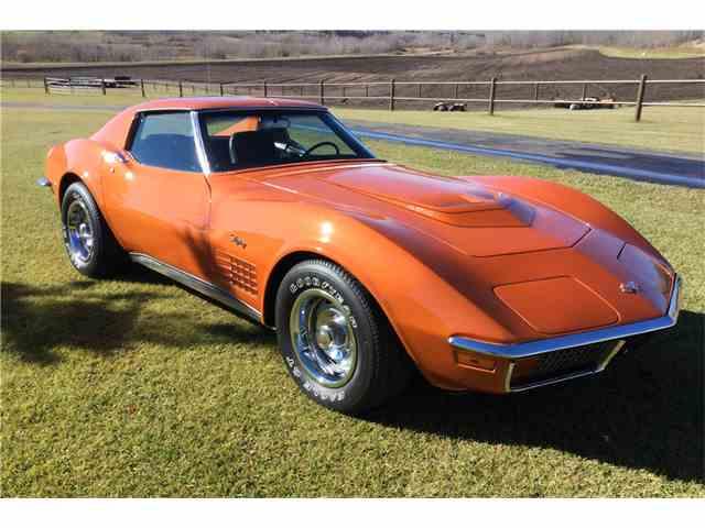 1972 Chevrolet Corvette | 1048383