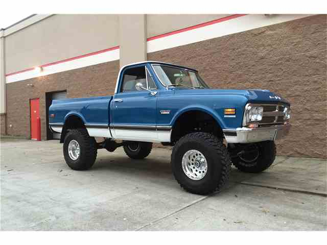 1968 GMC 1/2 Ton Pickup | 1048388