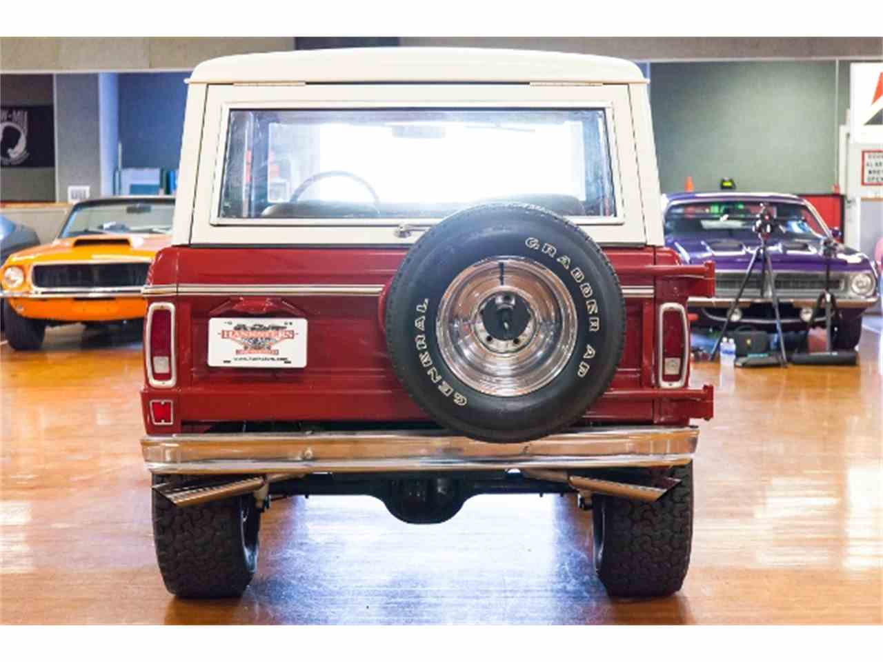 Large Picture of '71 Bronco - MGXX