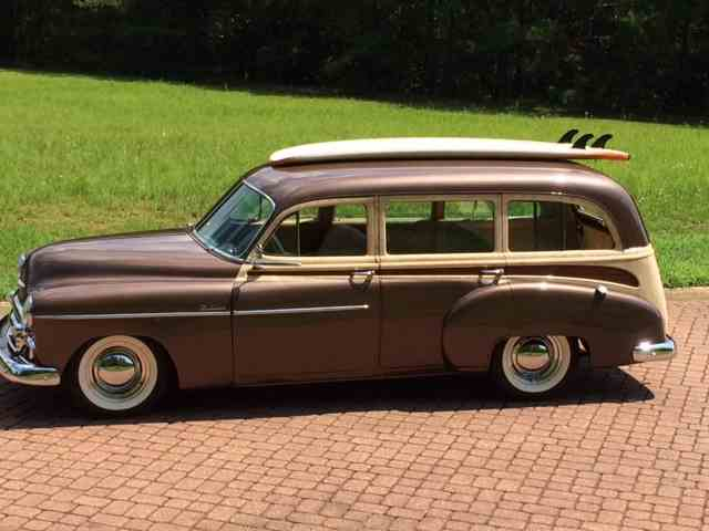 Picture of '50 Woody Wagon - MGXY