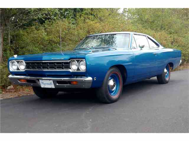 Picture of '68 Road Runner - MGY0
