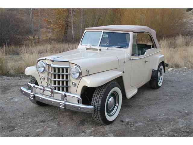 1950 Willys 2-Dr Coupe | 1048396