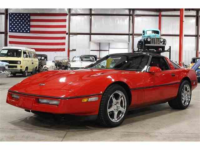 Picture of '87 Corvette - MGY5