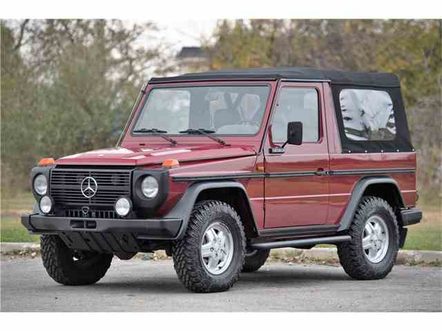 Picture of '88 Mercedes-Benz 170D Auction Vehicle - MGY9