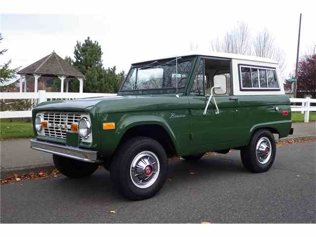 Picture of '71 Bronco - MGYG