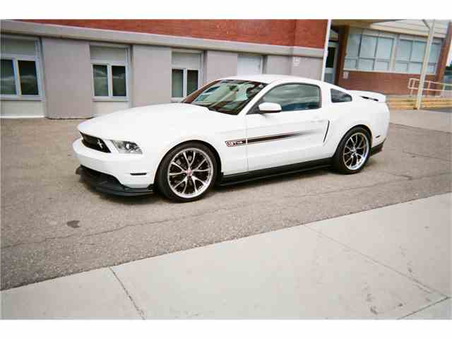 Picture of '11 Mustang - MGYJ