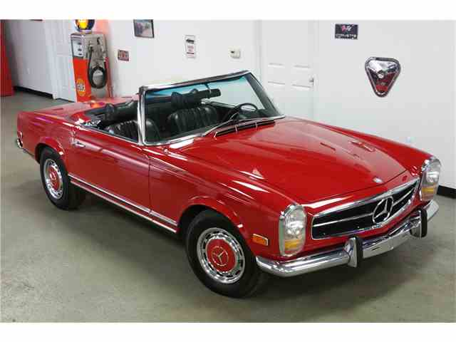 1969 Mercedes-Benz 280SL | 1048412