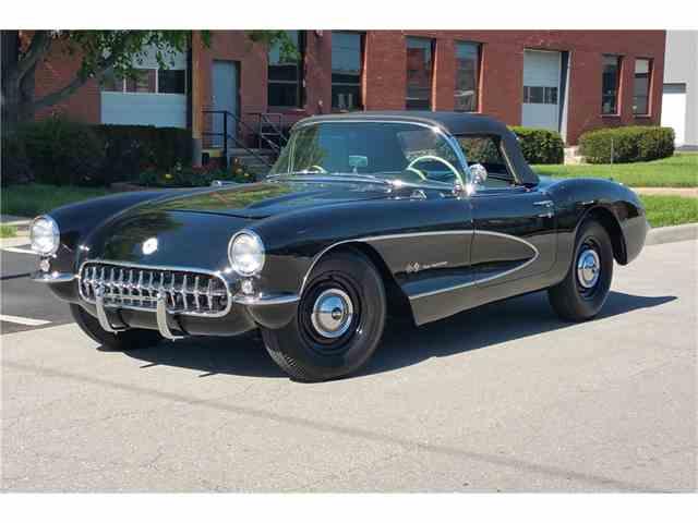 1957 Chevrolet Corvette | 1048420