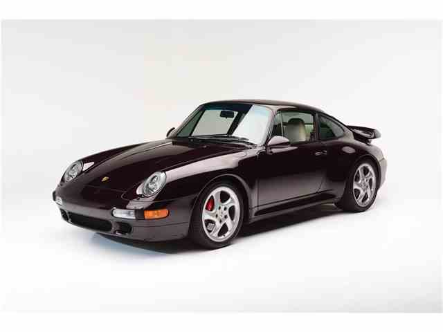 Picture of '97 Porsche 911 Turbo located in ARIZONA Auction Vehicle Offered by Barrett-Jackson Auctions - MGZ1