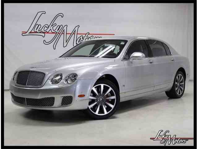 2012 Bentley Continental Flying Spur | 1048433
