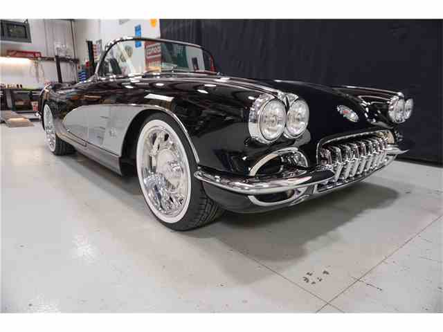 Picture of Classic 1958 Chevrolet Corvette Offered by Barrett-Jackson Auctions - MGZ6