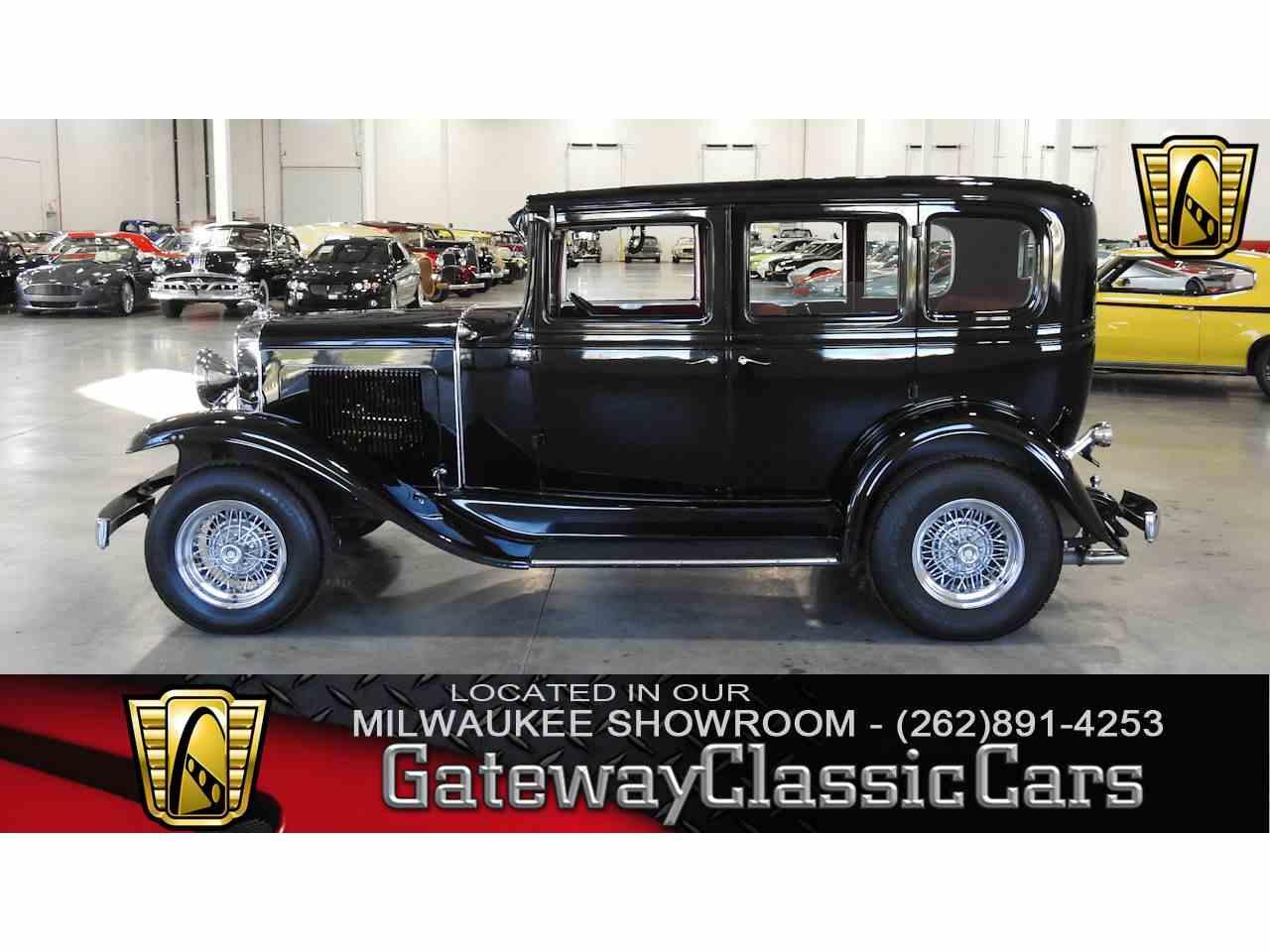 Sedan 1931 chevrolet sedan for sale : 1931 Chevrolet 4-Dr Sedan for Sale | ClassicCars.com | CC-1048435