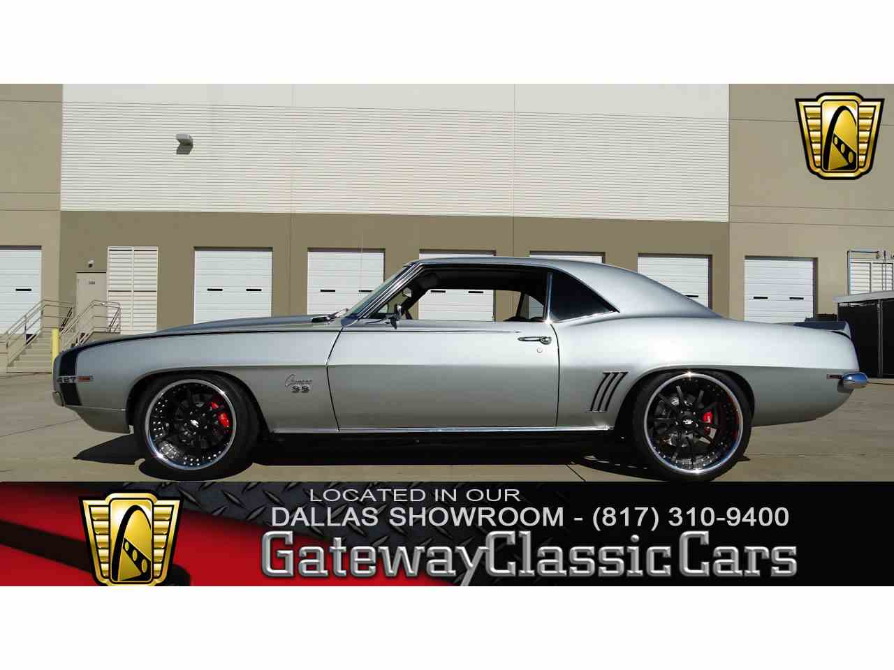 Large Picture of '69 Camaro - MGZD