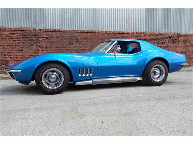 1969 Chevrolet Corvette   1048442