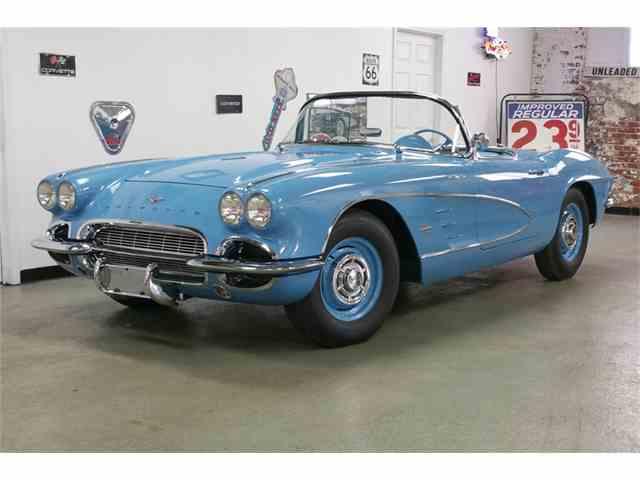 1961 Chevrolet Corvette | 1048443