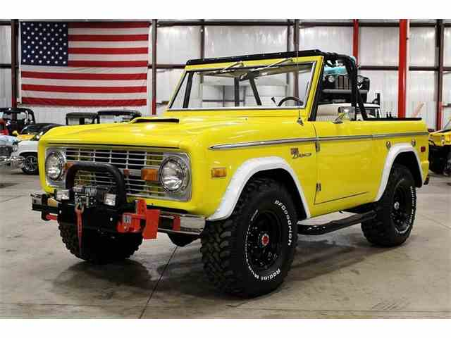 1974 Ford Bronco | 1048447