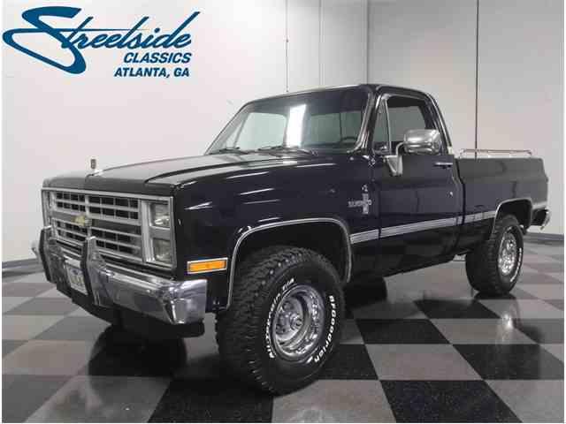1987 Chevrolet K-10 | 1048448